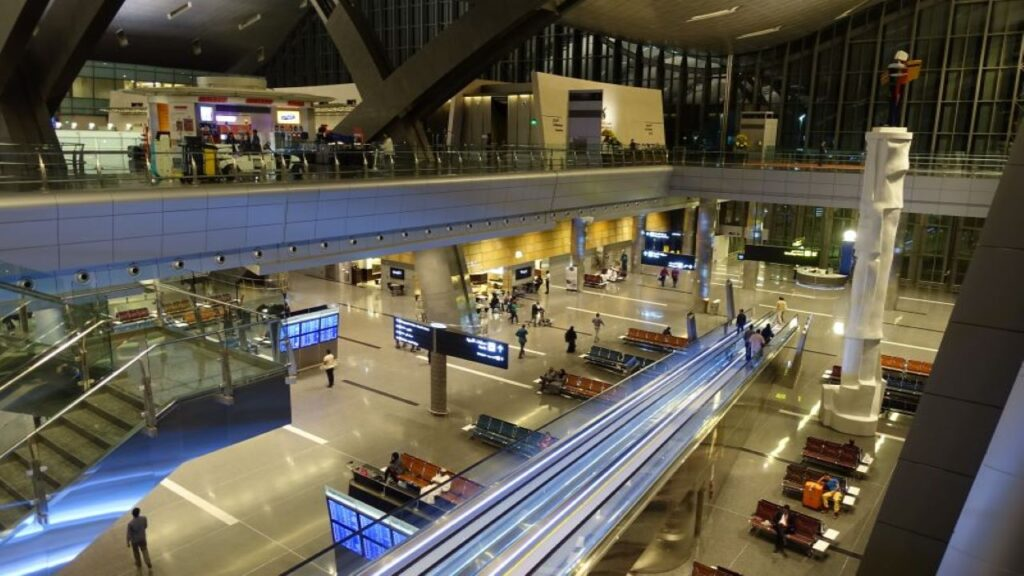 2021 list of top 10 airports in Africa