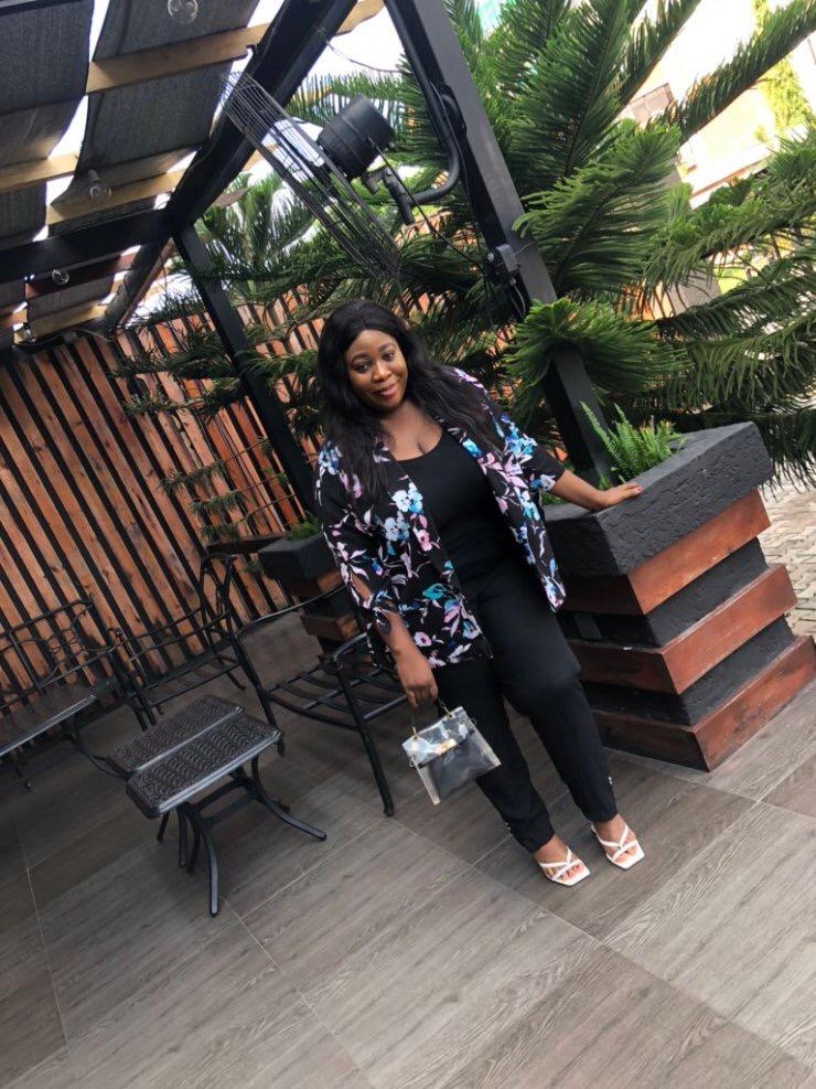 Nigerian lady has lamented over a man