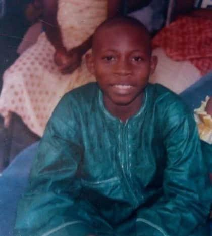 Meet Pa Ajiebi son
